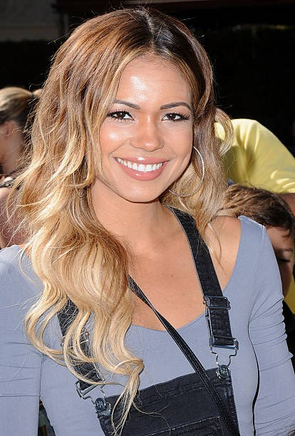 WESTWOOD, CA - NOVEMBER 01:  Actress Jennifer Freeman attends the Premiere of 20th Century Fox's 'The Peanuts Movie' at the Regency Village Theatre on November 1, 2015 in Westwood, California.  (Photo by Barry King/Getty Images)